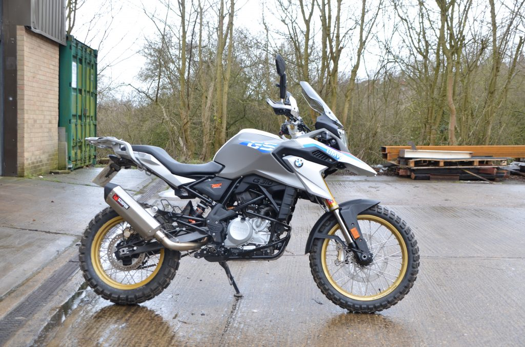 Rally Raid G 310 GS – Overview and first ride   Getting Into Adventure